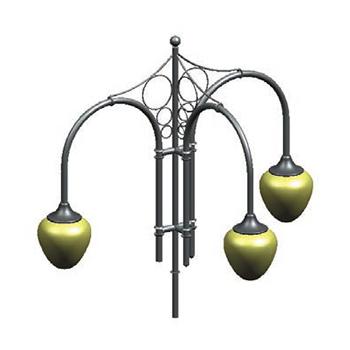 Кронштейн Ретро (серия 8) для подвесных светильников