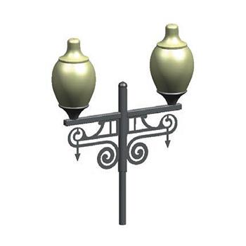 Кронштейн Пушкинский (серия 30) для торшерных светильников